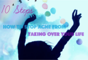 Acne - Coping Steps