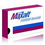 Migraine Treatment - Maxalt