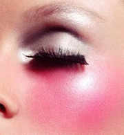 Pink Blush - makeup tips 2