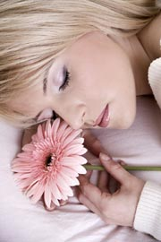 Getting a good nights sleep means you sleep well and feel refreshed